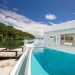 Modern Riverfront Home In Australia