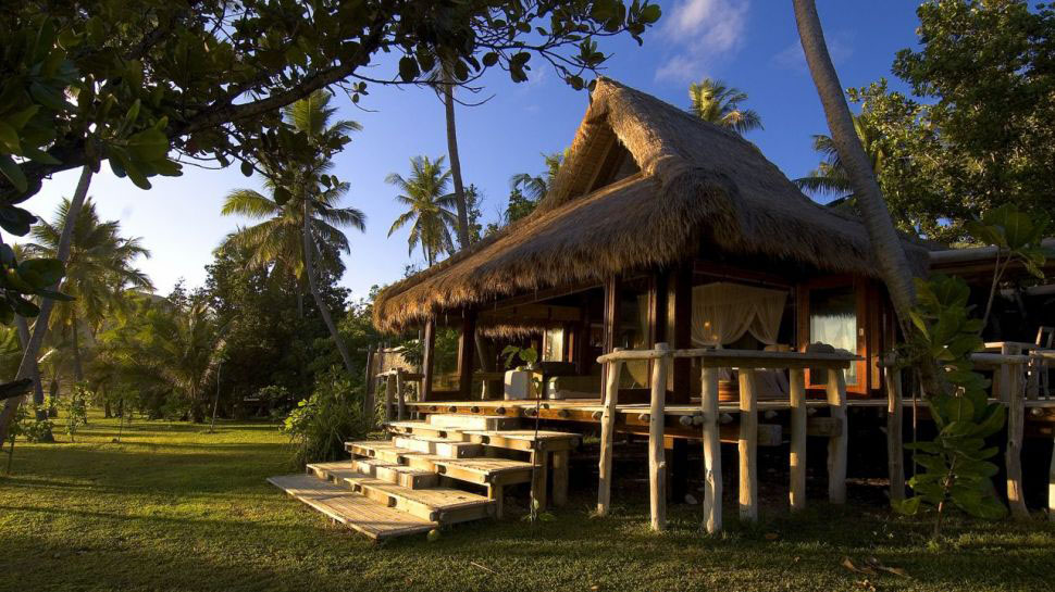 North Island Lodge A Private Sanctuary In Seychelles
