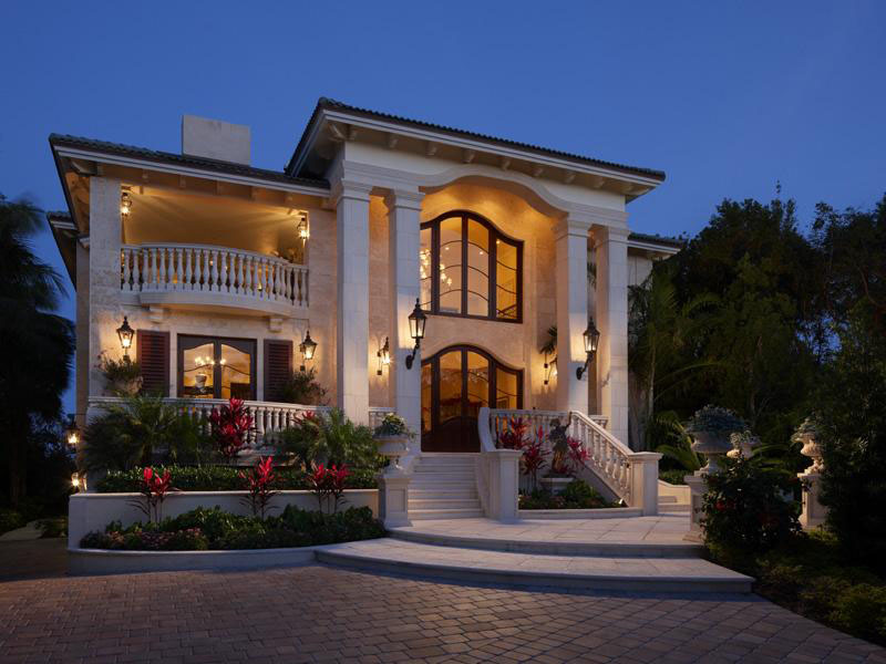 Elegant Ocean Front Estate In Key Largo IDesignArch