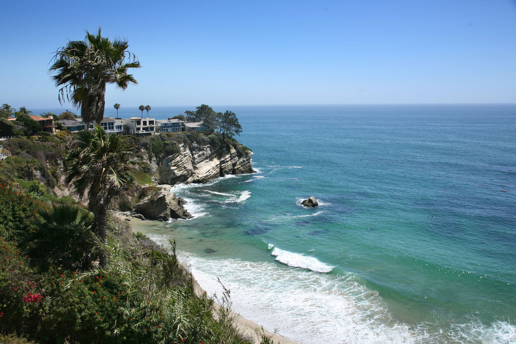 Laguna Beach Ocean View Home