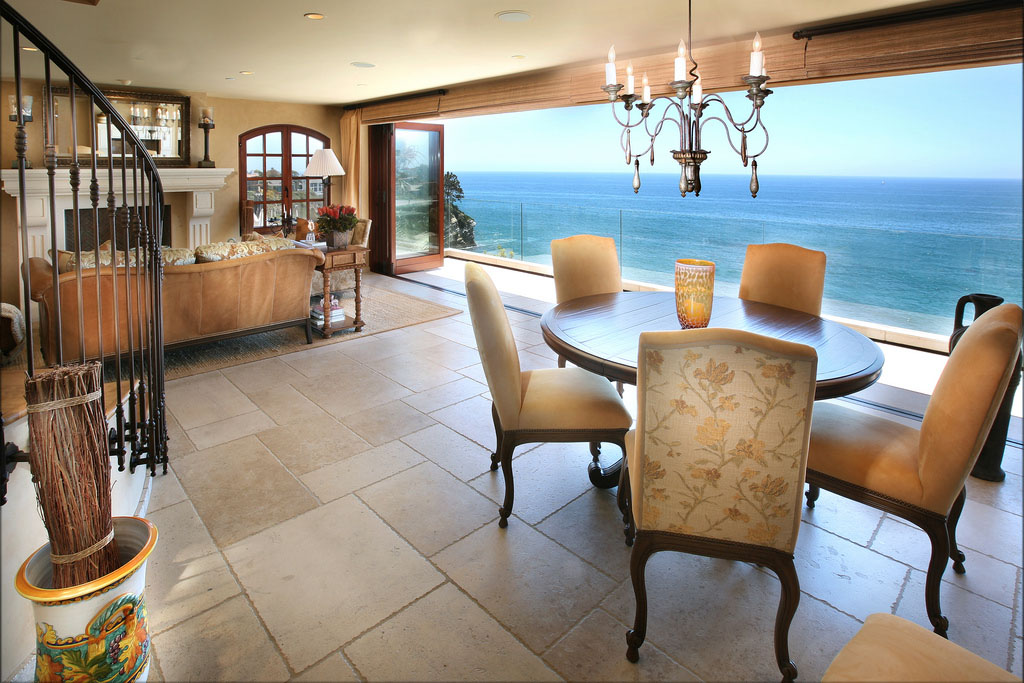 Laguna Beach House From Inside