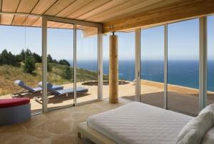 Ocean View House in Big Sur