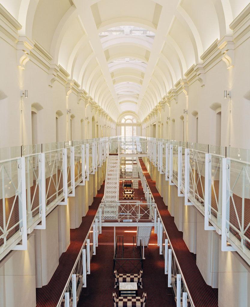 Oxford Prison Hotel