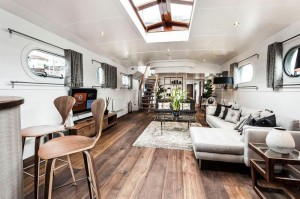 Luxury Residential Barge