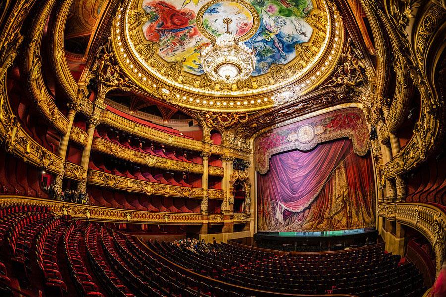 Inside Palais Garnier The Paris Opera House Idesignarch