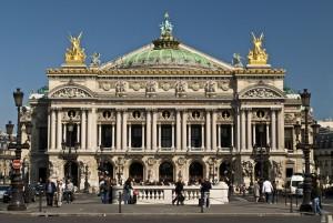 Palais Garnier Paris Opera