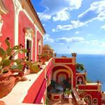 Palazzo Positano – A Luxury Baroque Style Villa