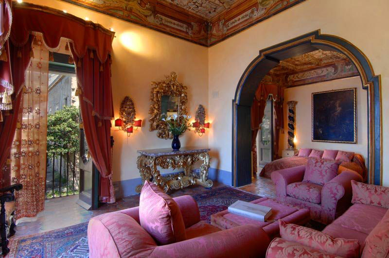 Palazzo Positano A Luxury Baroque Style Villa Idesignarch Interior Design Architecture