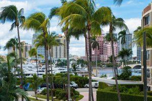 Palm Beach Docks on Intracoastal Waterways