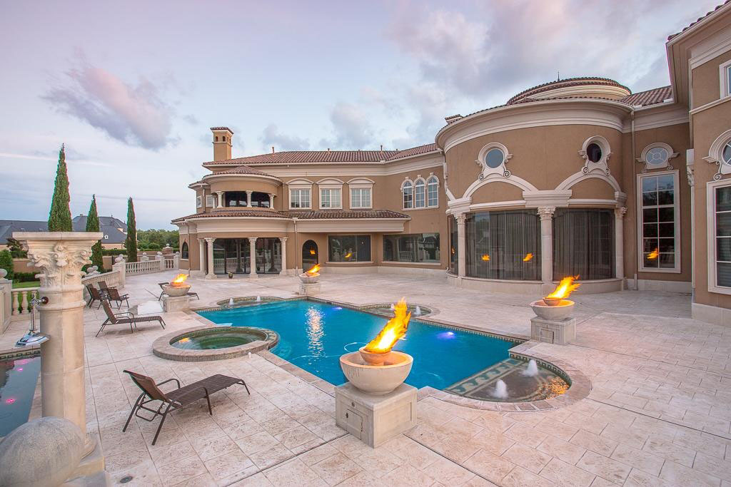 A Majestic Venetian Style Mansion In Texas Idesignarch Interior Design Architecture