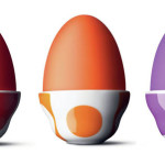 Colourful Eggcups To Brighten Your Breakfast Table
