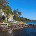 Dramatic Waterfront Luxury Home In Pender Harbour