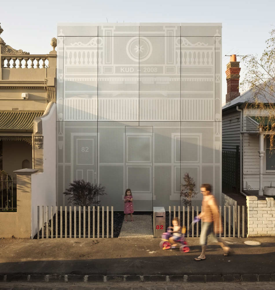 Delicieux Contemporary Façade Romanticizes Victorian And Edwardian Houses