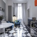 Tastefully Designed One Bedroom Small Apartment In Milan