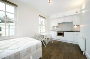 Modern Bedsit Flat