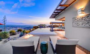 Luxury Home with Infinity Pool and Ocean and Mountain Views