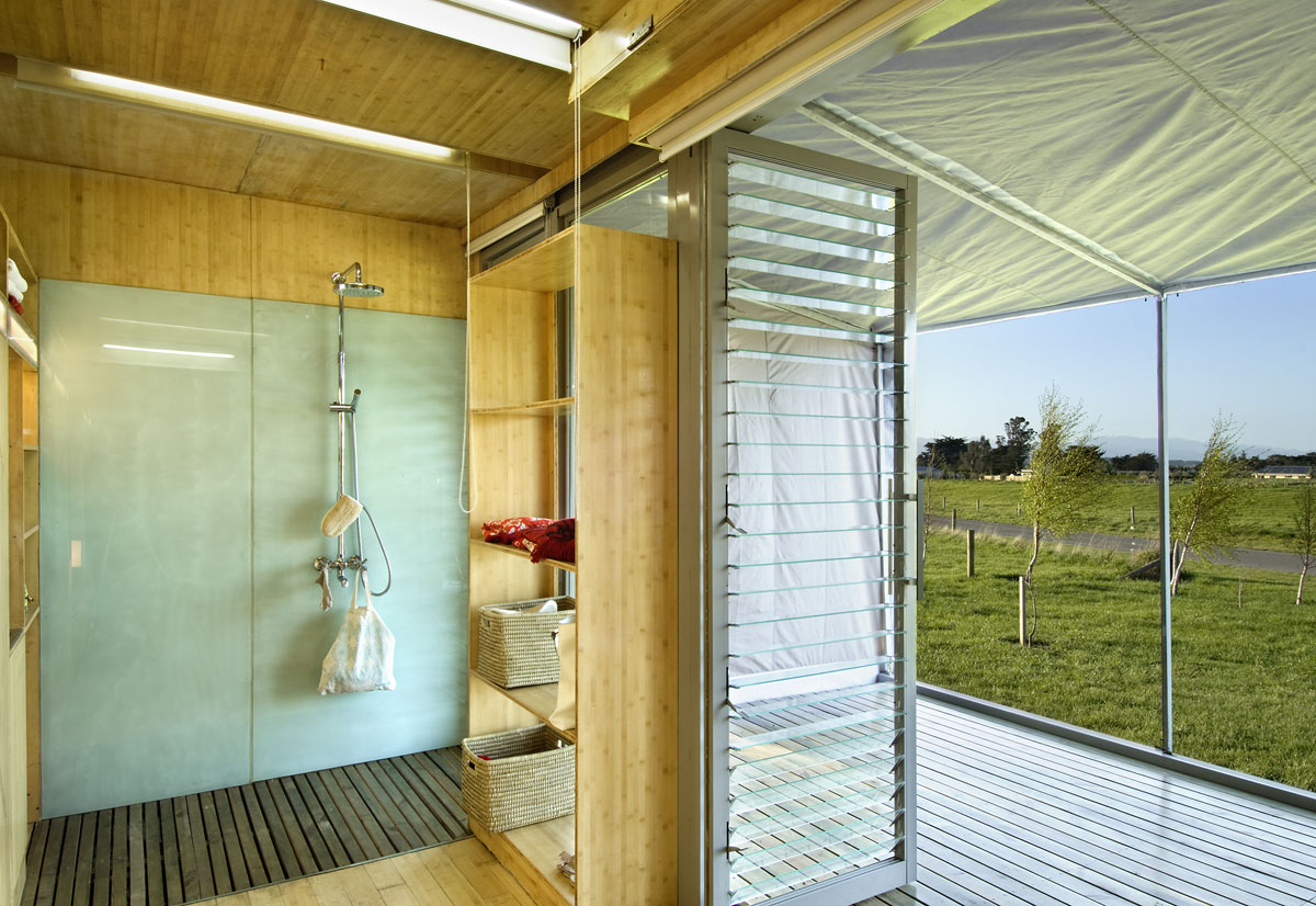 Port Bach Shipping Container Home Idesignarch Interior Design Architecture Amp