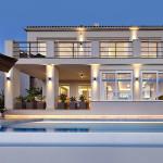 Ocean View Modern Villa In Mallorca