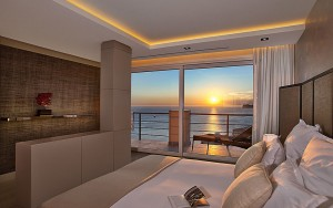 Bedroom Sunset Ocean View