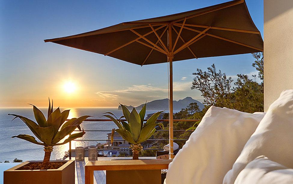 Mallorca Mediterranean Sunset