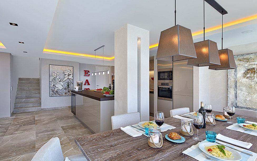 Ocean view modern villa in mallorca idesignarch interior design
