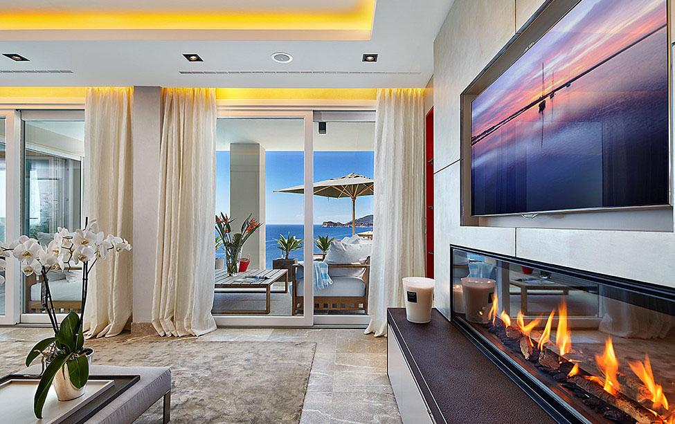 Modern Ocean View Villa