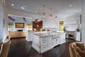 Classic Contemporary Luxury Kitchen