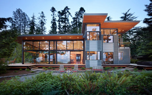 Modern Home with Maintenance-Free Siding