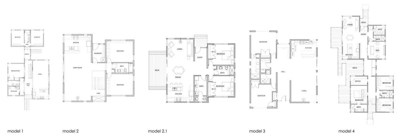 Prefab Homes Floor Plans