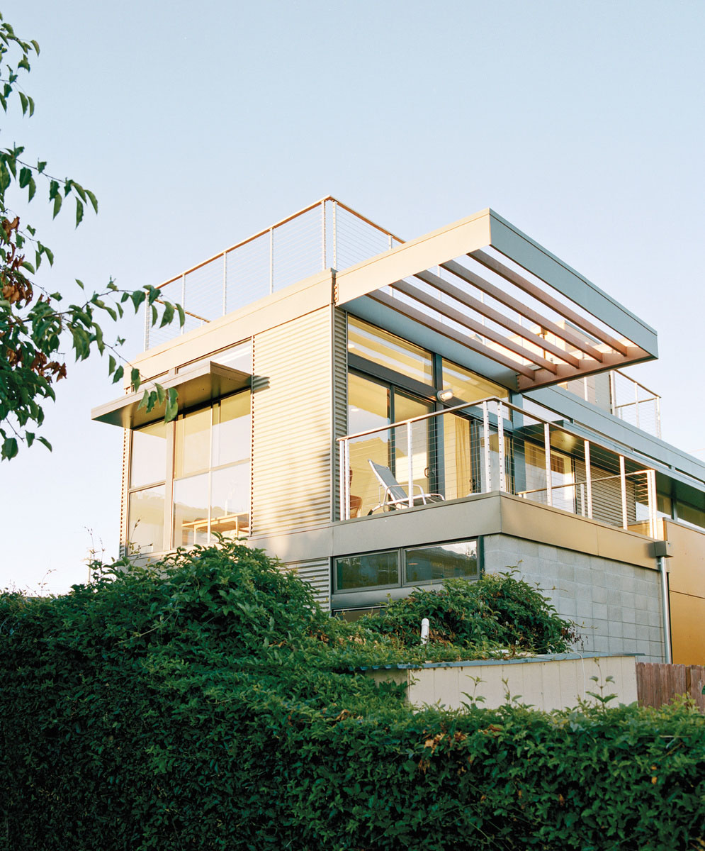 Modernist Prefab Home