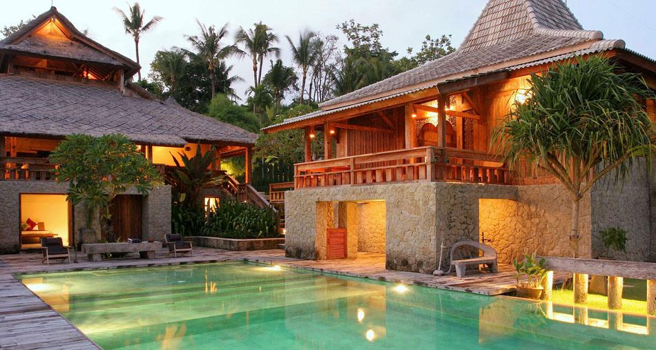 Gambar Rumah Style Bali