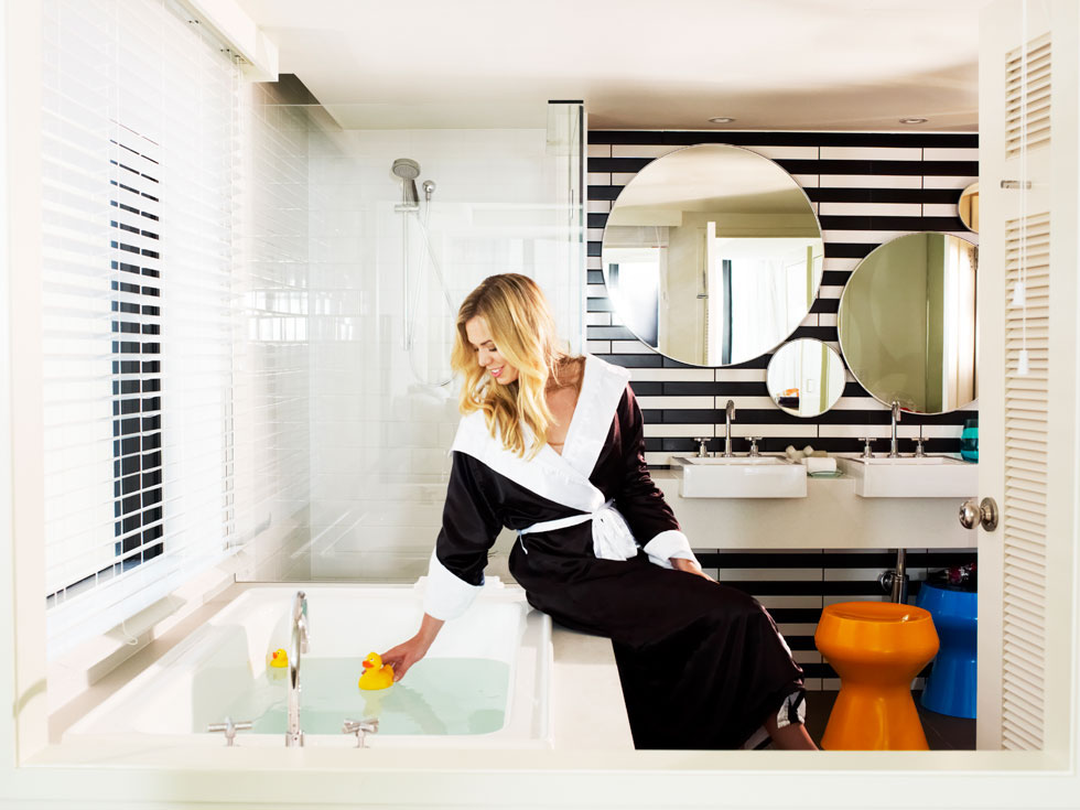 QT Gold Coast Hotel - Cool Surfer Chic In Australia  iDesignArch  Interior Design