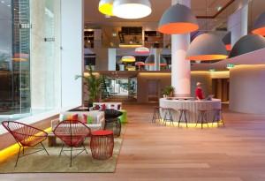 Chic Hotel With Bold Interior Decor