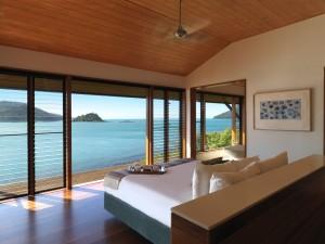 Ocean View Hotel Bedroom