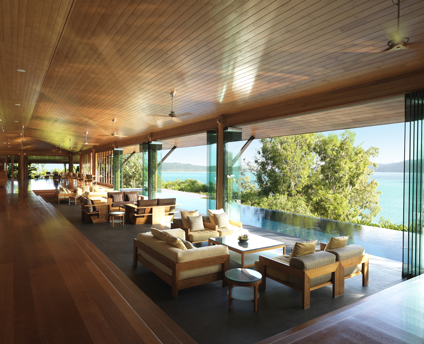 Secluded Qualia Resort In The Great Barrier Reef