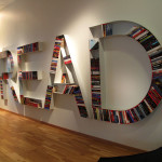 Read Bookshelves At NK Stockholm