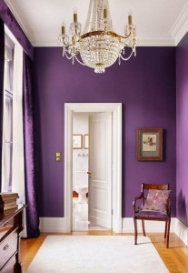 Purple Room Decor