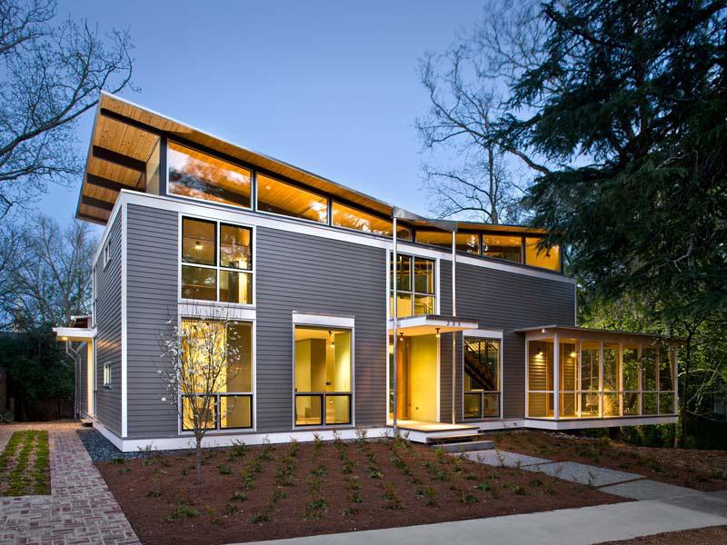 The Rainshine House An Energy Efficient Home