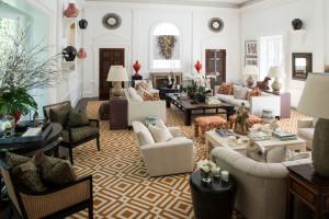Eclectic Classic Contemporary Interior Decor