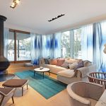 Simple Yet Elegant Modern Holiday Apartment In Latvia