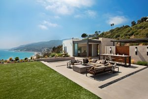 Pacific Palisades Ocean View House