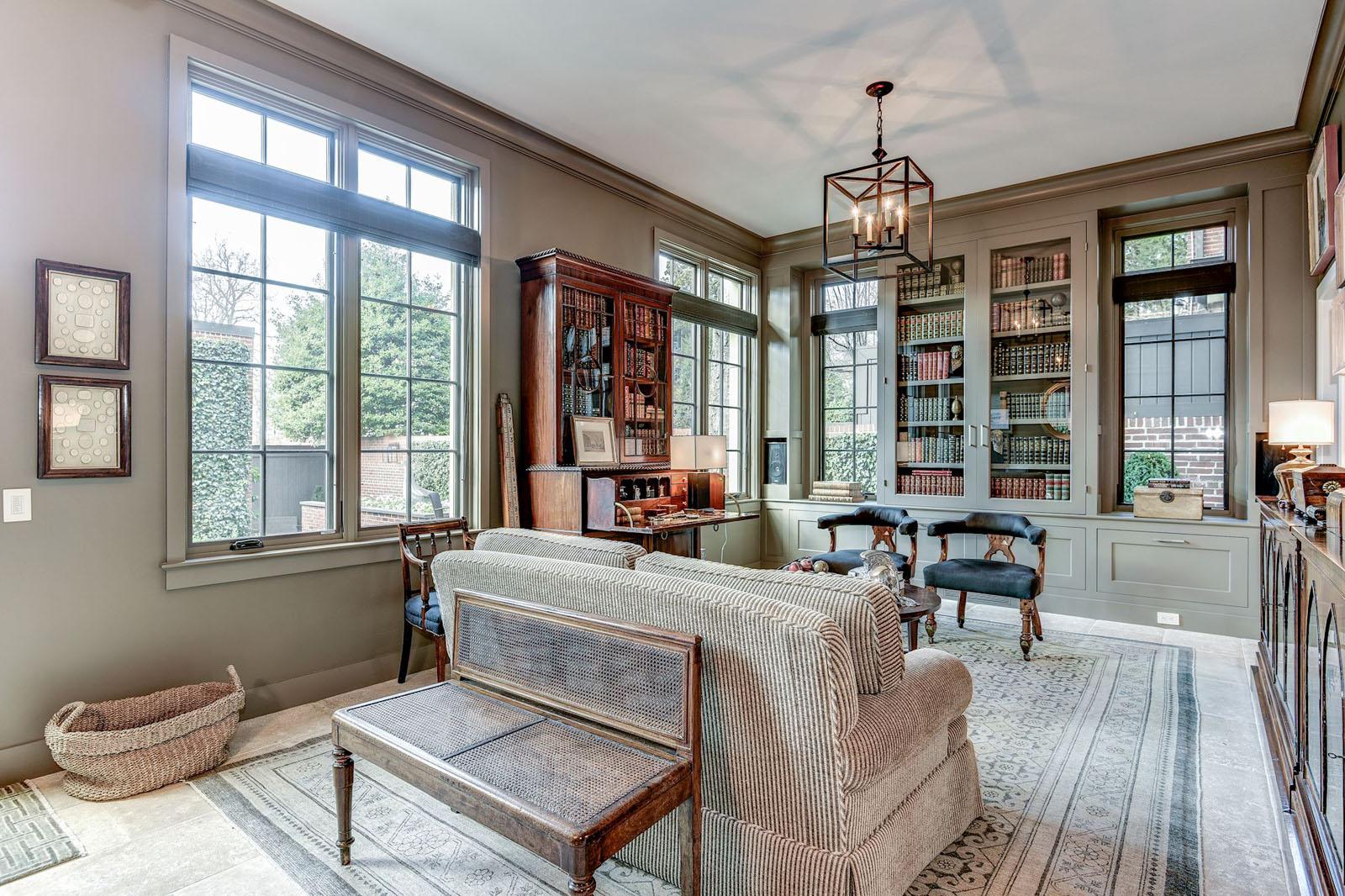 Inside Rex Tillerson S Washington D C Home Idesignarch