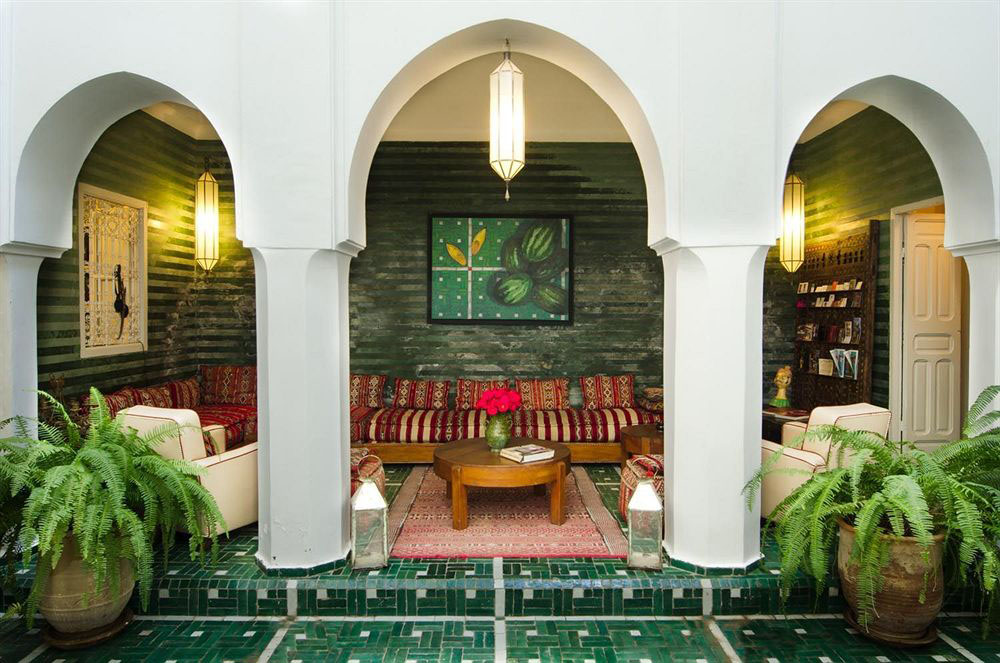 Riad Vert Hotel Marrakesh Idesignarch Interior Design