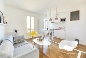 Stylish Paris Studio Flat