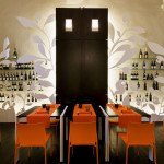 Santa Marta Restaurant In Mazzè – Contemproray Interior Design In An 18th Century Chapel