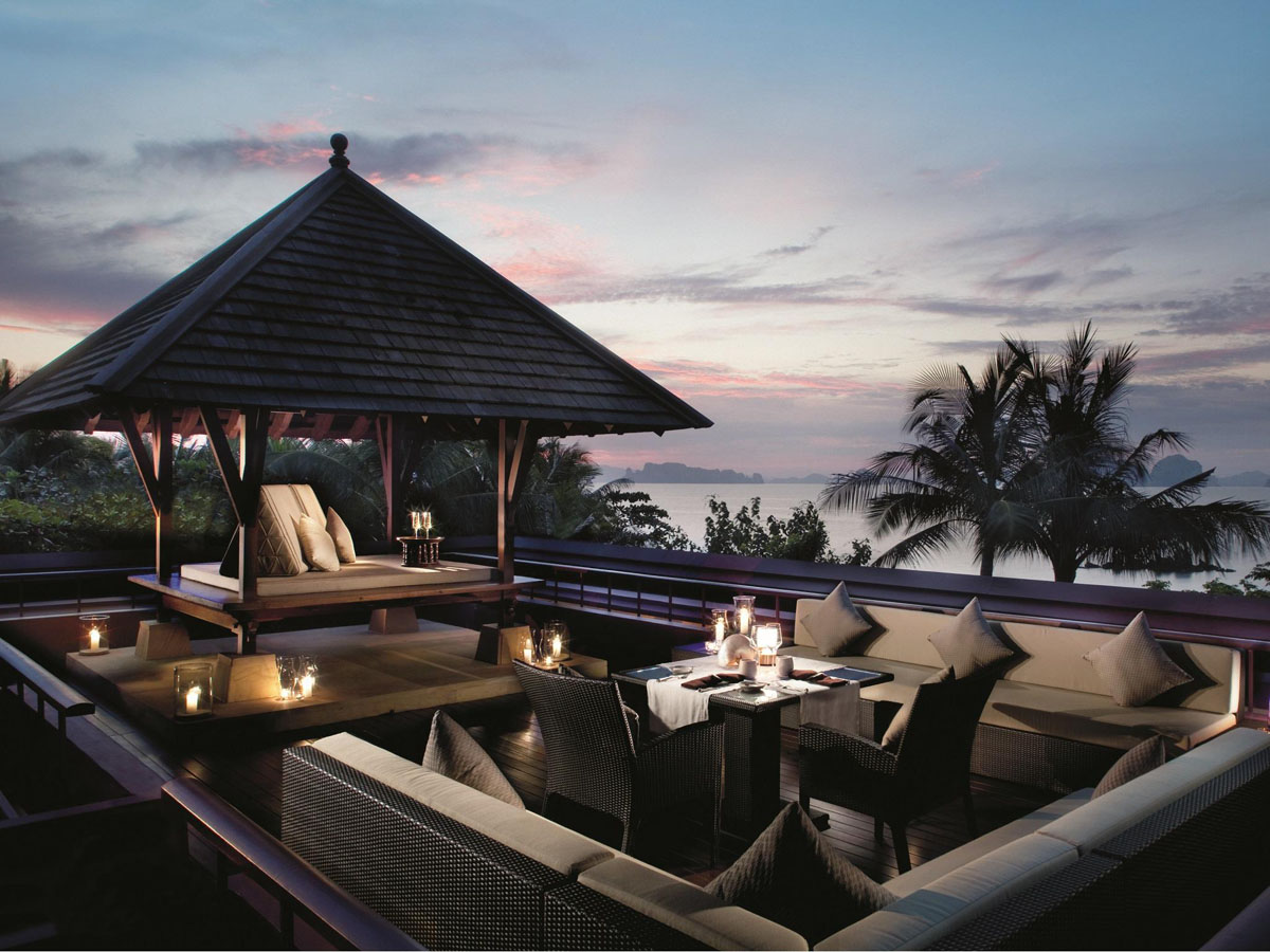 Ritz-Carlton Dining Pavilion