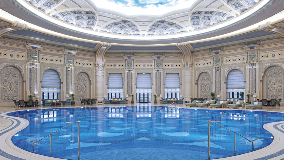 Ritz-Carlton-Riyadh-Swimming-Pool