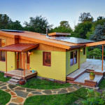 800-Square-Foot Sustainable House In Oregon