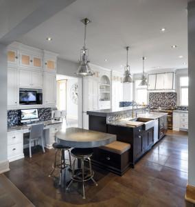 Innovative Rustic Contemporary Kitchen Design