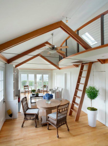 Small Contemporary Beach House Design